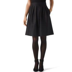 White House Black Market A-Line Skirt